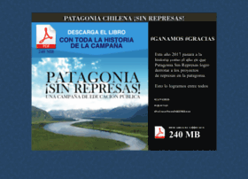 patagoniasinrepresas.cl