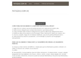 patazas.com.ve
