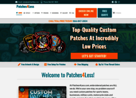 Patches4less.com