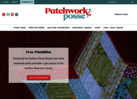 patchworkposse.com