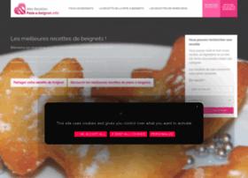 pate-a-beignet.info