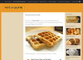 pateagaufre.com