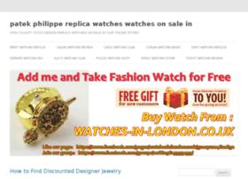 patek-philippe-replica-watches.watchesonsale.in