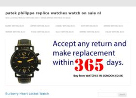 patek-philippe-replica-watches.watchonsale.nl
