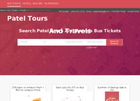 patel-travels.redbus.in