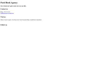 patelbookagency.com