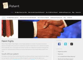 patent.za.org