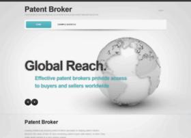 patentbroker.com