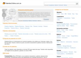 patentesonline.com.ve