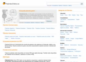 patentesonline.com