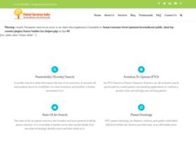 patentservicesindia.net
