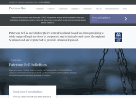 patersonbell.co.uk