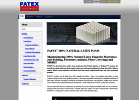 patexfoam.com