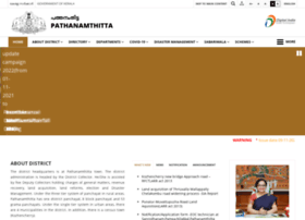 pathanamthitta.nic.in