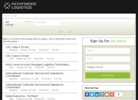 pathfinder-logistics.iapplicants.com