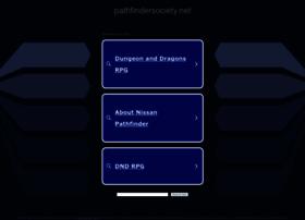pathfindersociety.net