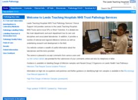 pathology.leedsth.nhs.uk