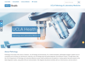pathology.ucla.edu