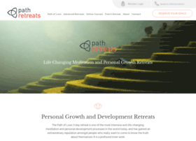 pathretreats.com