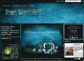 pathsofpaganunderworld.com