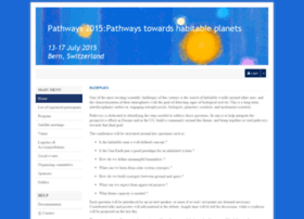 pathways2015.sciencesconf.org