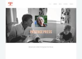 patiencepress.com