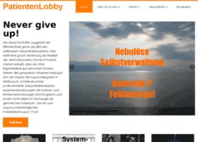 patientenlobby.net