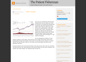 patientfisherman.com