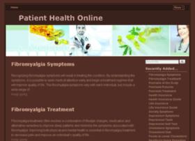 patienthealthonline.com