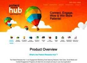 patientrewardshub.com