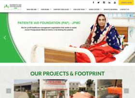 patientsaidfoundation.org.pk