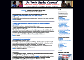 patientsrightscouncil.org