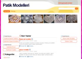 patikmodelleri com info patik modelleri