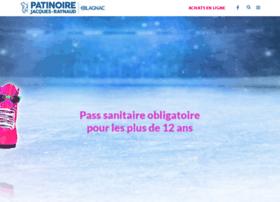 patinoireblagnac.fr