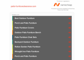 patio-furnitureclearance.com