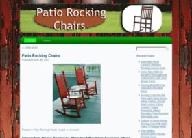 patiorockingchairsonline.com