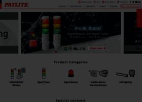 patlite.com