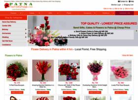 patnafloristshop.com