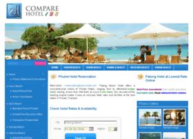 patongbeach-hotel.com