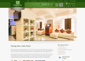 patongmaxvaluehotel.com