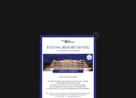 patongresorthotel.com