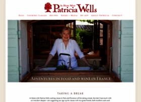 patriciawells.com