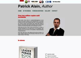 patrickalain.com