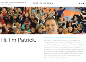 patrickcarman.com