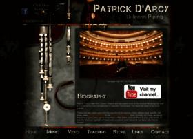 patrickdarcymusic.com