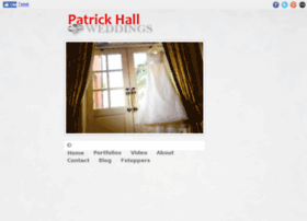 patrickhallweddings.com