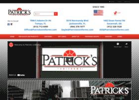 patricksuniforms.com