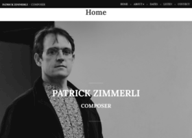 patrickzimmerli.com