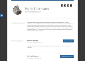 patrikfuhrmann.com