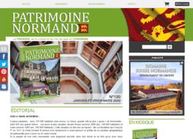 patrimoine-normand.com